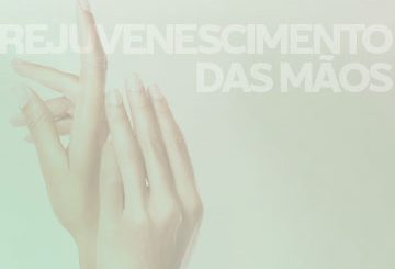 Tratamento de rejuvenescimento das mãos